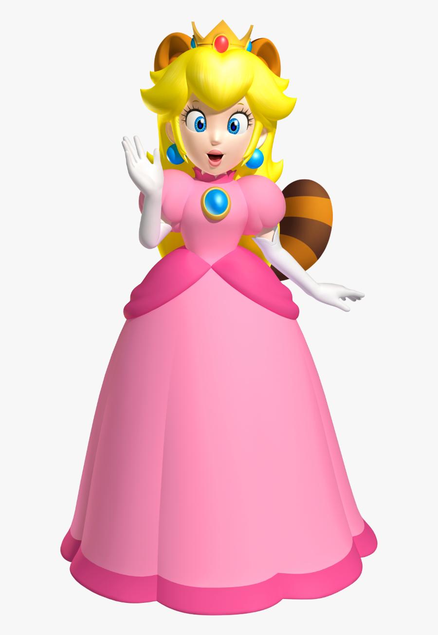 Princess Peach Clipart Barbie - Princess Peach Super Mario, Transparent Clipart