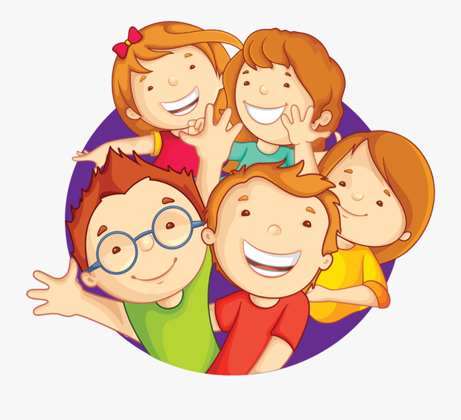Summer Camp Kids Png, Transparent Clipart
