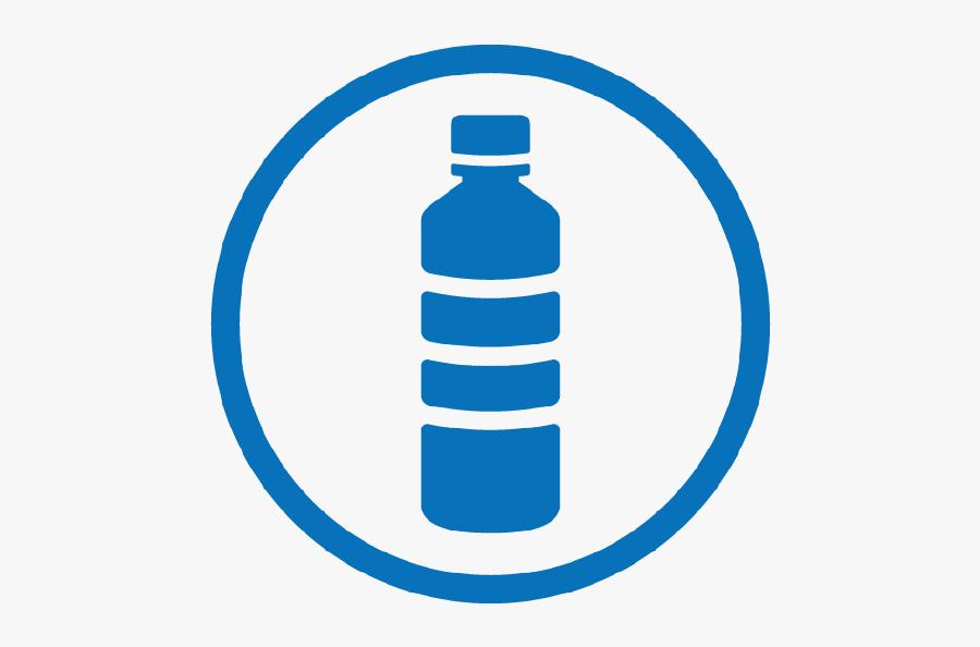 San Diego Chapter Surfrider - Plastic Bottle Logo Png, Transparent Clipart