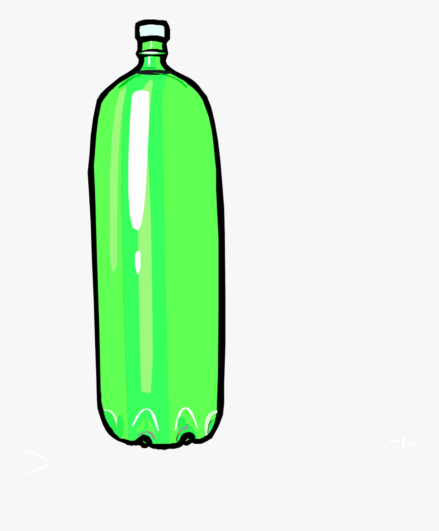 Cartoon Recycling Bin, Transparent Clipart