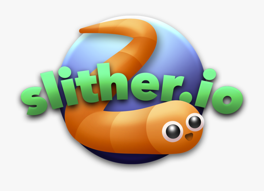Slither - Io - Privacy Policy - Slither Io Logo Png - Slither Io , Free Transparent Clipart - ClipartKey