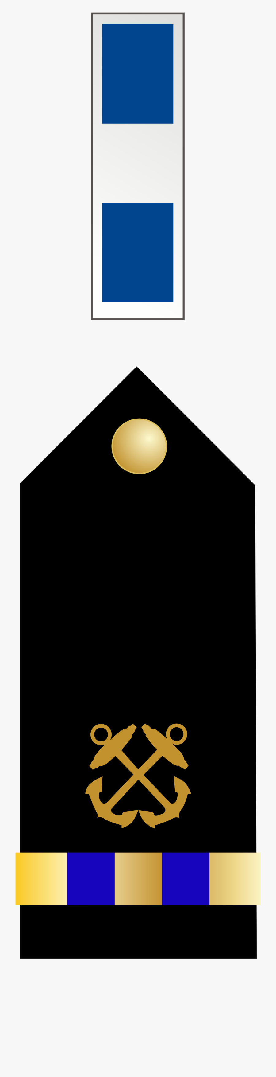 File Us Navy Cw - Chief Warrant Officer 3 Navy Rank, Transparent Clipart
