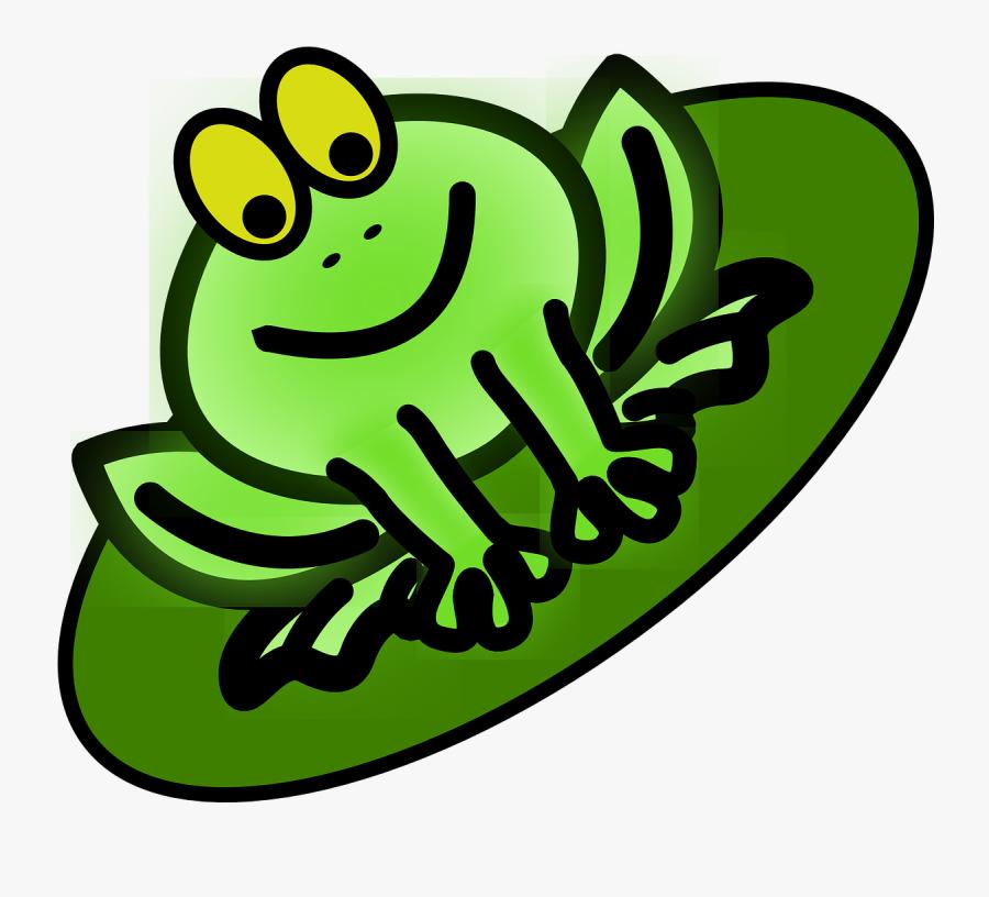 Dibujos De Anfibios A Color, Transparent Clipart