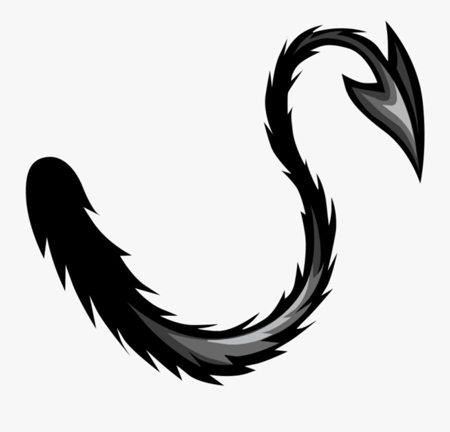 Devil Demon Hell Photography Satan - Demonic Devil Tail Png, Transparent Clipart