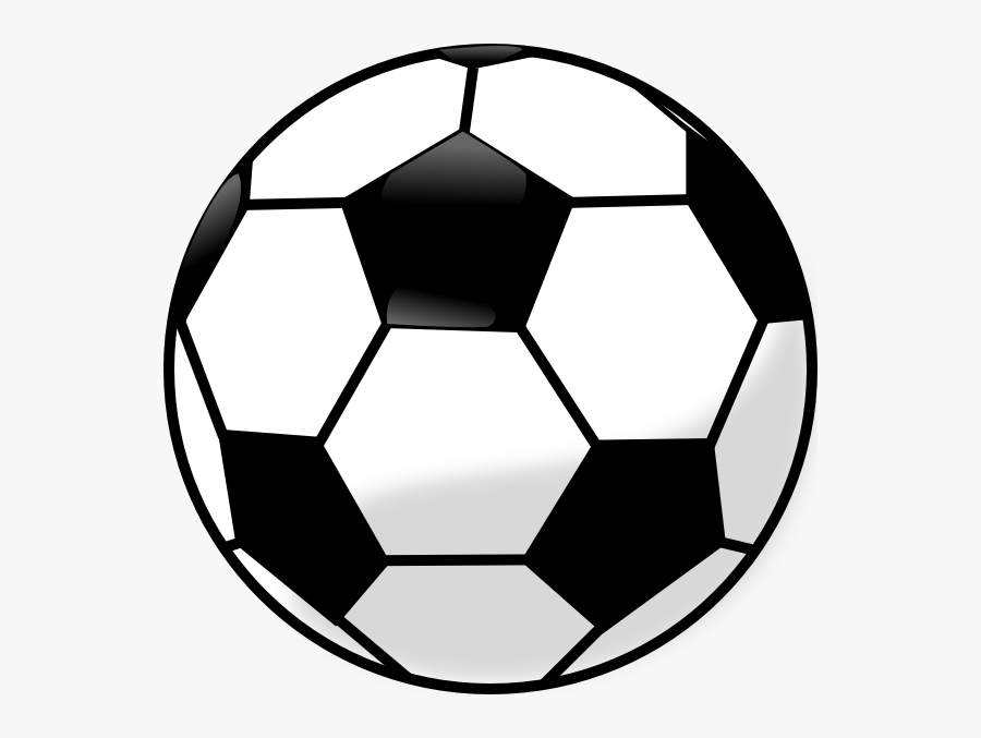 Img Cartoon Transparent Background Soccer Ball Free Transparent Clipart Clipartkey