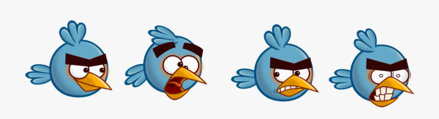 Do Not Steal - Angry Birds Sprites, Transparent Clipart