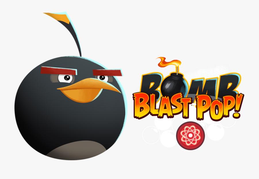 Clip Art Bird Boosts Rovio Support - Angry Birds Pop Bird Boosts, Transparent Clipart