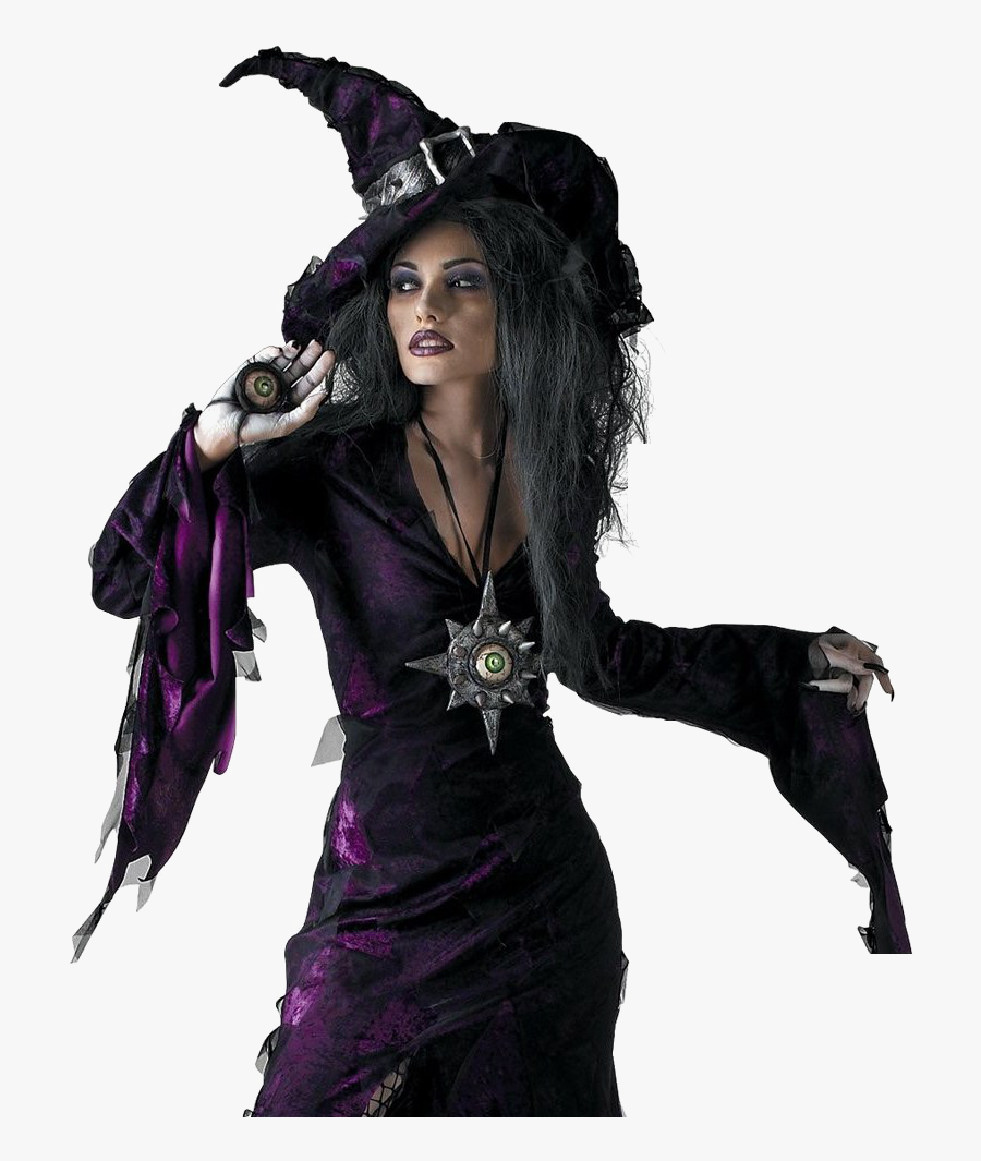 Halloween Costume Png Transparent Images - Sims 4 Witch Dress, Transparent Clipart