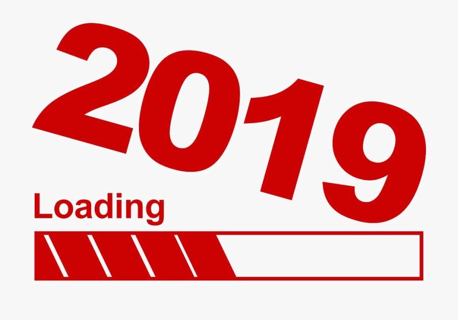 فيكتور 2019 حصري - Wishes 2019 Happy New Year, Transparent Clipart