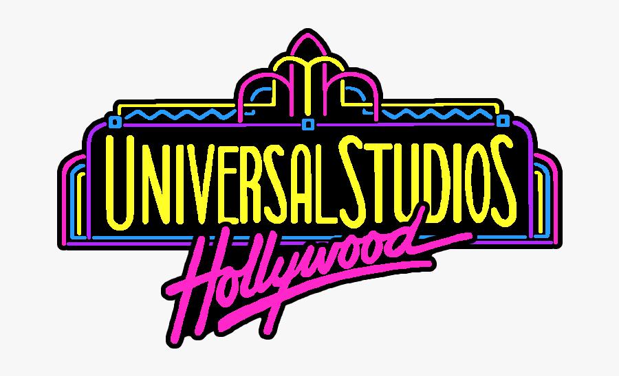 Universal Studios Hollywood Png Logo - Universal Studios Florida Sign, Transparent Clipart