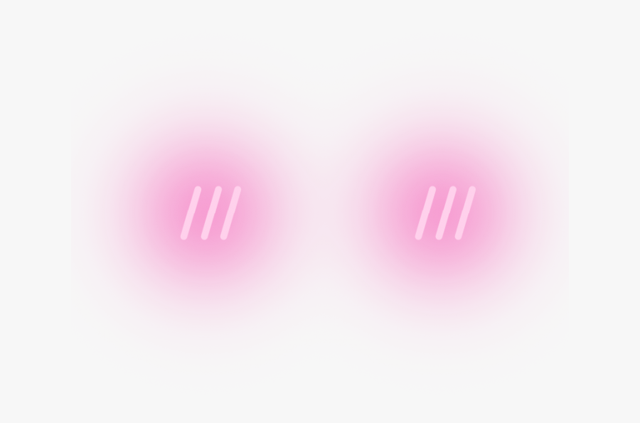 Transparent Kawaii Blush Png - Anime Blush Png, Transparent Clipart