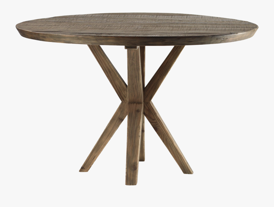 Solid Wood Round Dining Wooden