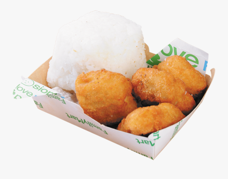 Transparent Chicken Nugget Png - Chicken Nuggets With Rice, Transparent Clipart