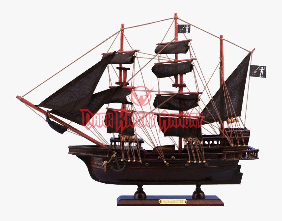 Clip Art Pirates Ships Images - Pirate Ship Fancy, Transparent Clipart