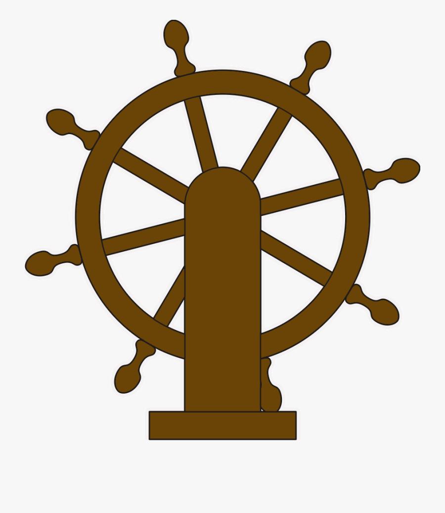 Minus Lifebuoy, Steering Wheels, Ocean Beach, Nautical, - Boat Steering Wheel Black And White, Transparent Clipart