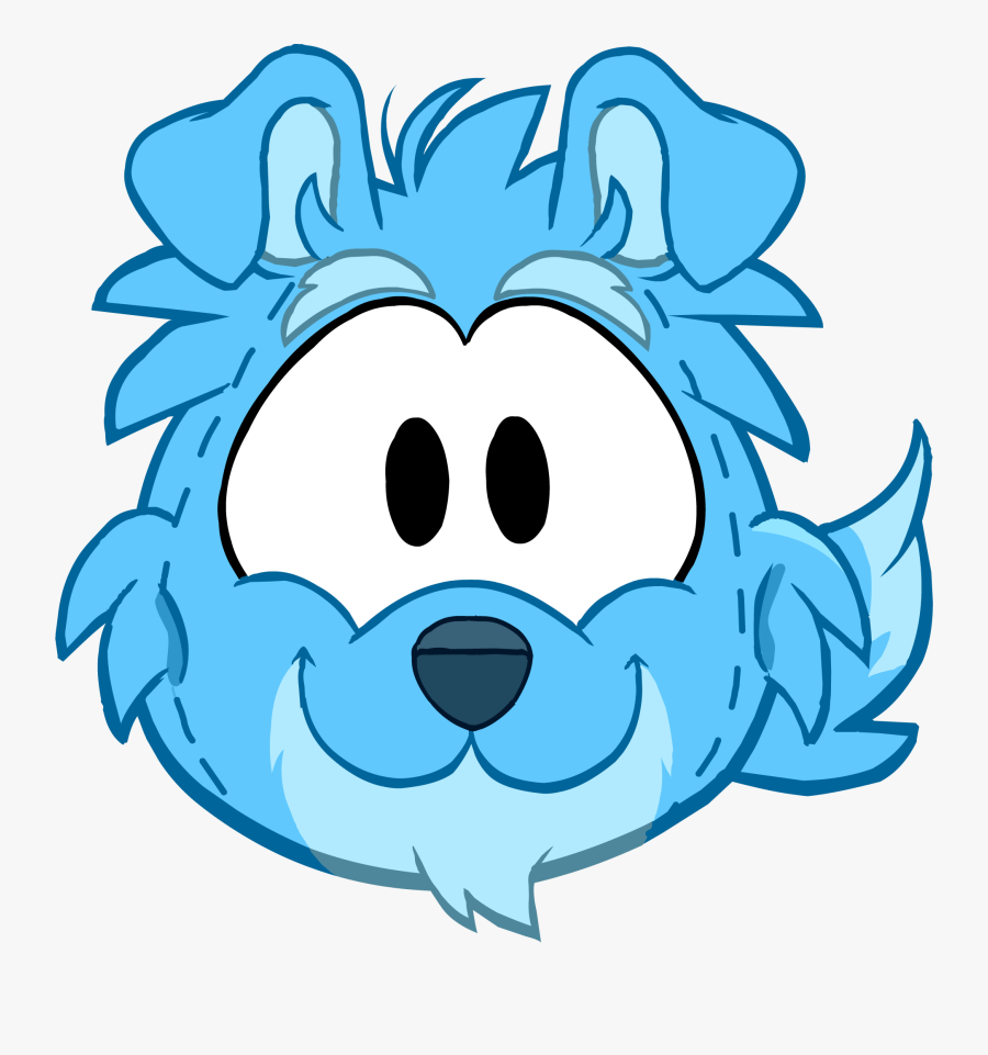 Club Penguin Wiki - Club Penguin Puffle Dog, Transparent Clipart