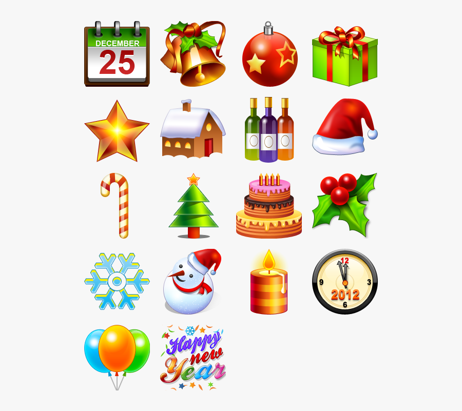 Clip Art Christmas Free Icon Search, Transparent Clipart
