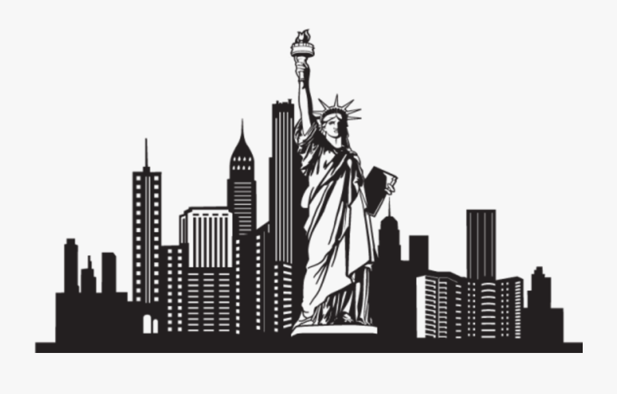 New York Edificios Png, Transparent Clipart