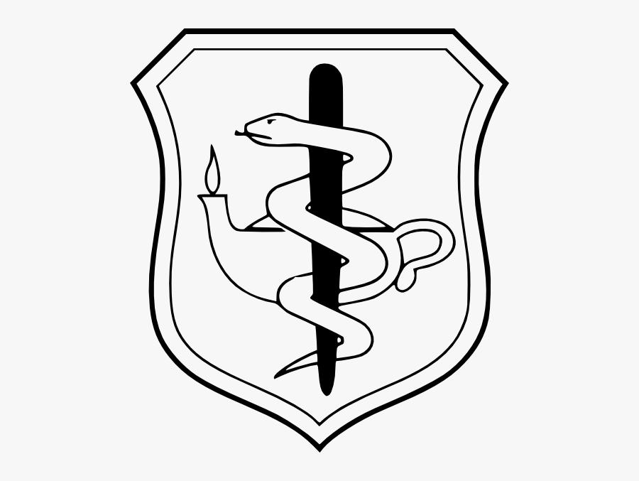 Air Force Dental Badge, Transparent Clipart
