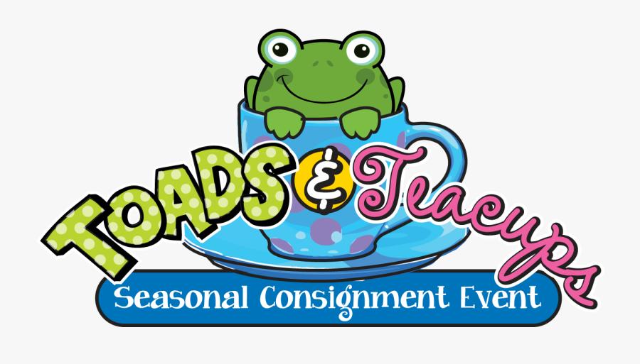 "Toads & Teacups Children""s Consignment - True Frog, Transparent Clipart"