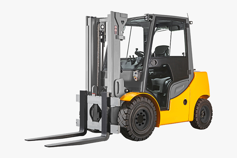 Forklift Truck,vehicle,automotive Wheel System,automotive - Roll Over Protective Structures In Fork Lift, Transparent Clipart
