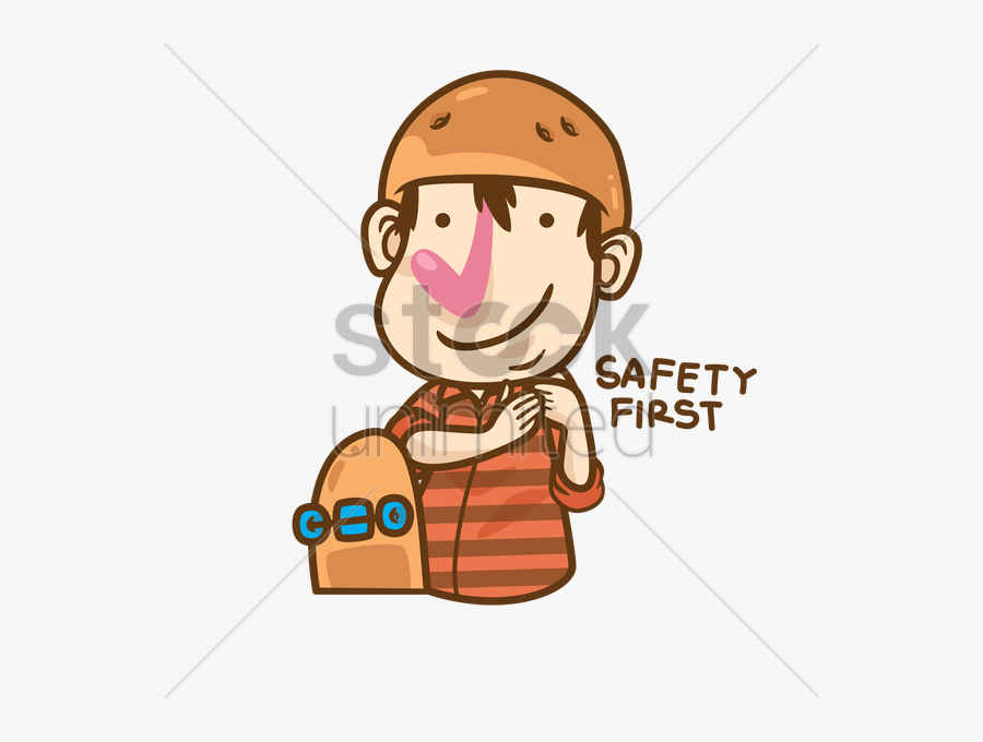Safety First Cartoon Clipart , Png Download - Cartoon Characters Taking Selfies, Transparent Clipart