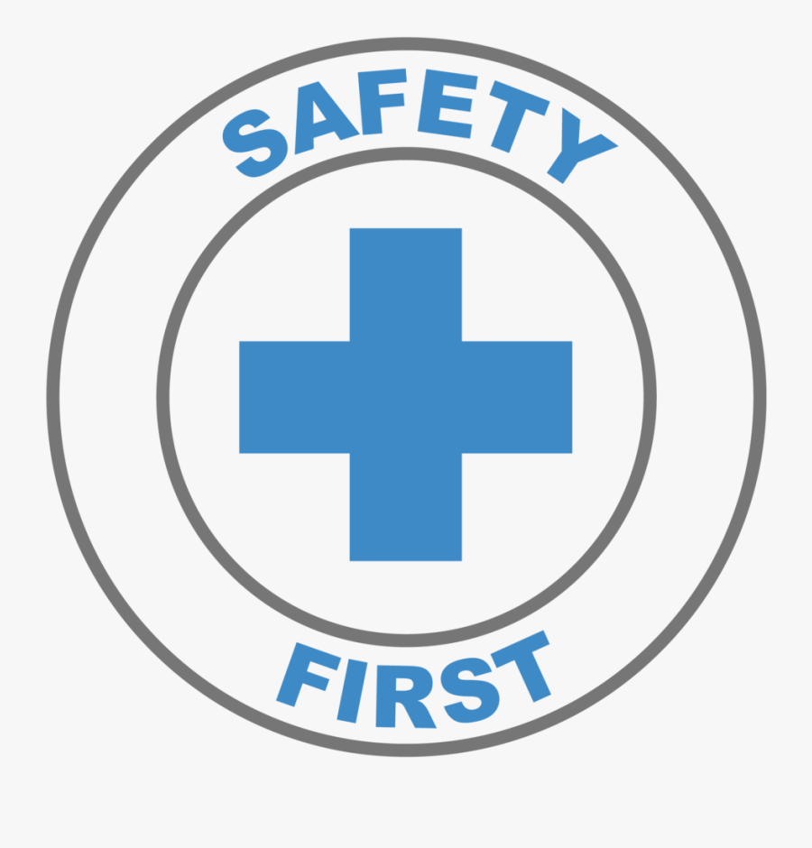 Safety First , Png Download - Circle, Transparent Clipart