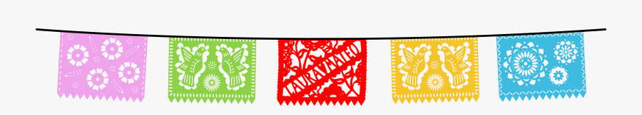 Mexican Banner Clipart Png, Transparent Clipart
