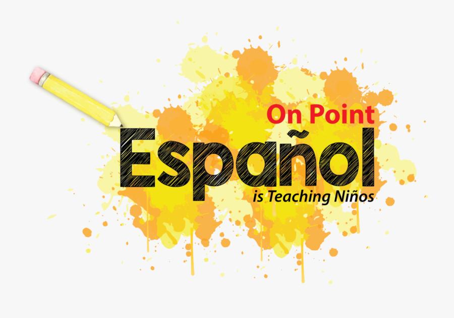 On Point Español - Graphic Design, Transparent Clipart