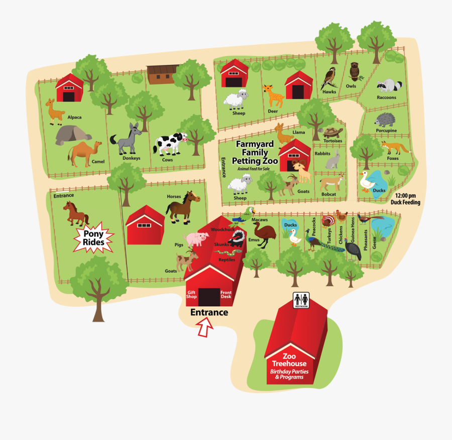 Clip Art Calendar Schaumburg Christian Day - Space Farms Zoo Map, Transparent Clipart