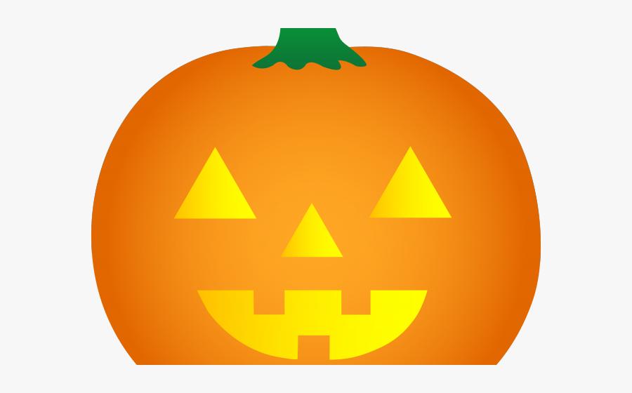 Halloween Pumpkins Clipart - Lit Jack O Lantern Clipart, Transparent Clipart