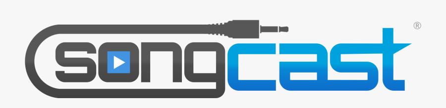 Songcast-dark - Graphic Design, Transparent Clipart