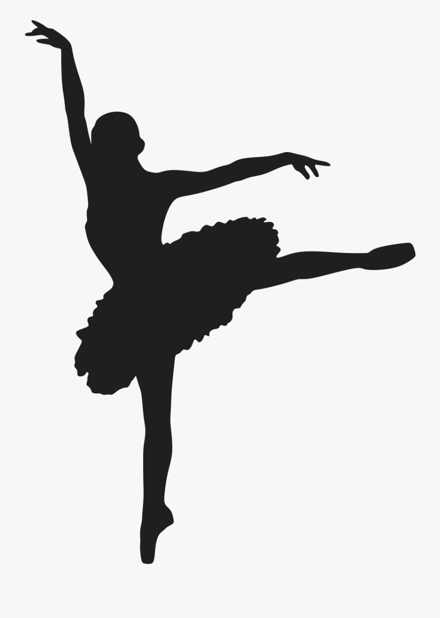 Ballet Dancer Silhouette Clip Art Ballerina Clipart No Background Free Transparent Clipart Clipartkey