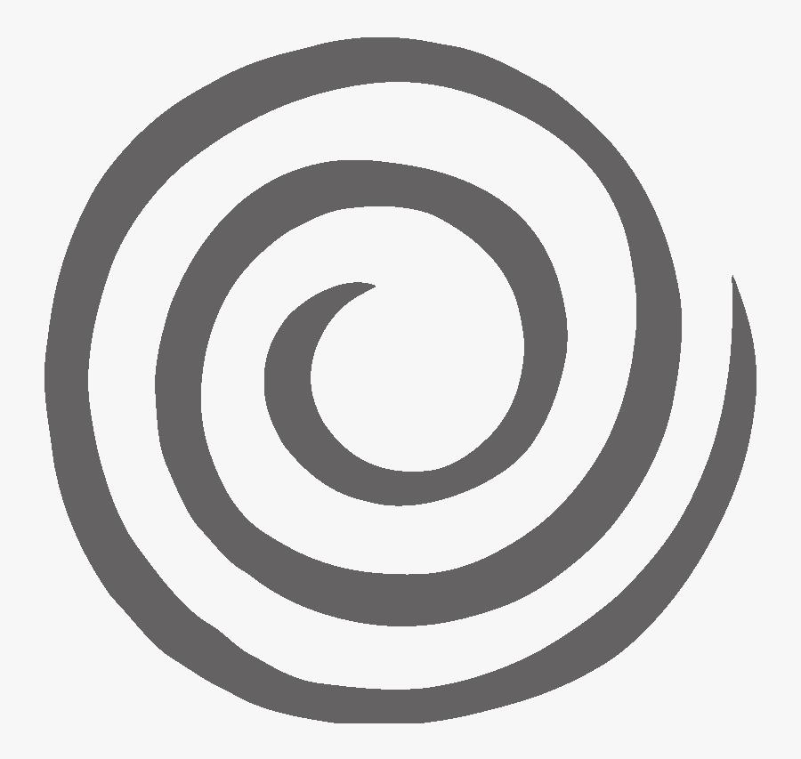 Transparent Swirls Clipart - Spiral Clip Art, Transparent Clipart