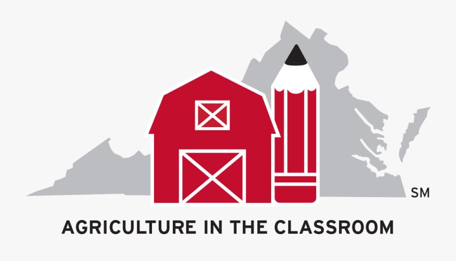 Farm Bureau Agriculture In The Classroom Program Logo - Virginia Election Map 2018, Transparent Clipart