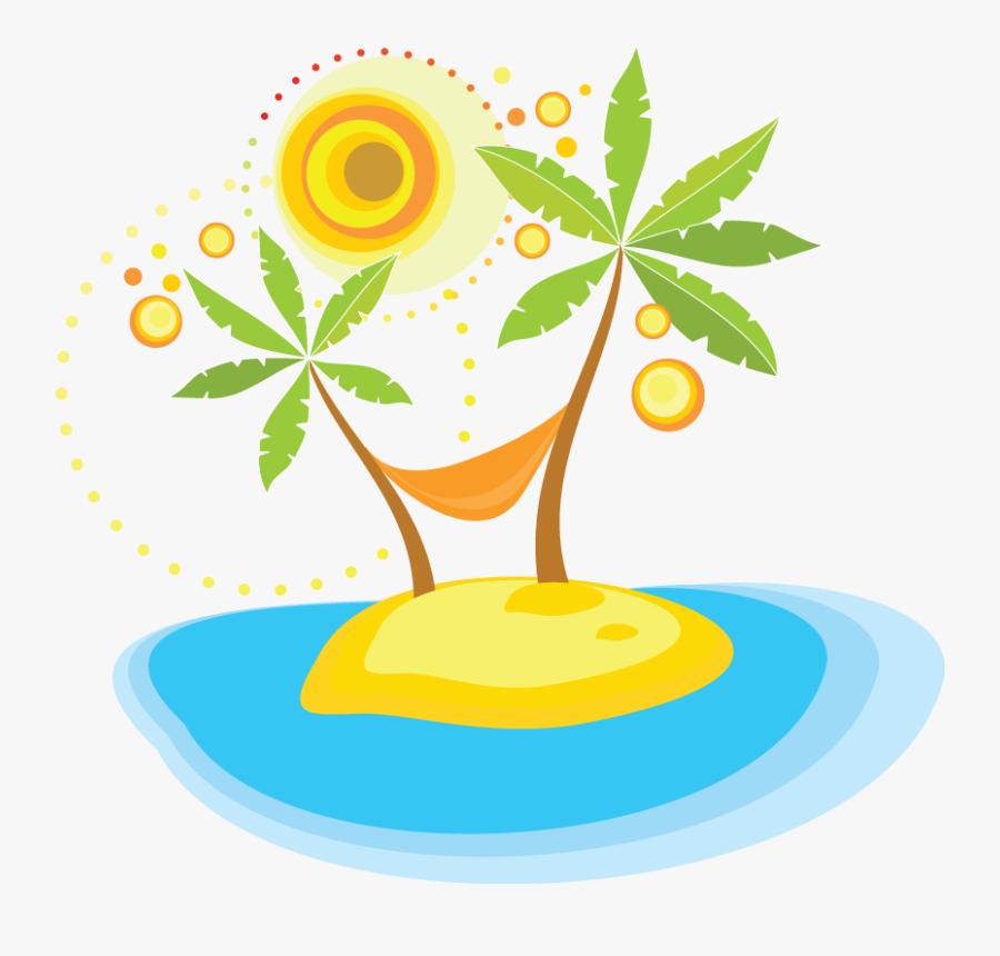 Summer Vacation Clip Art - Summer Holiday Clipart, Transparent Clipart