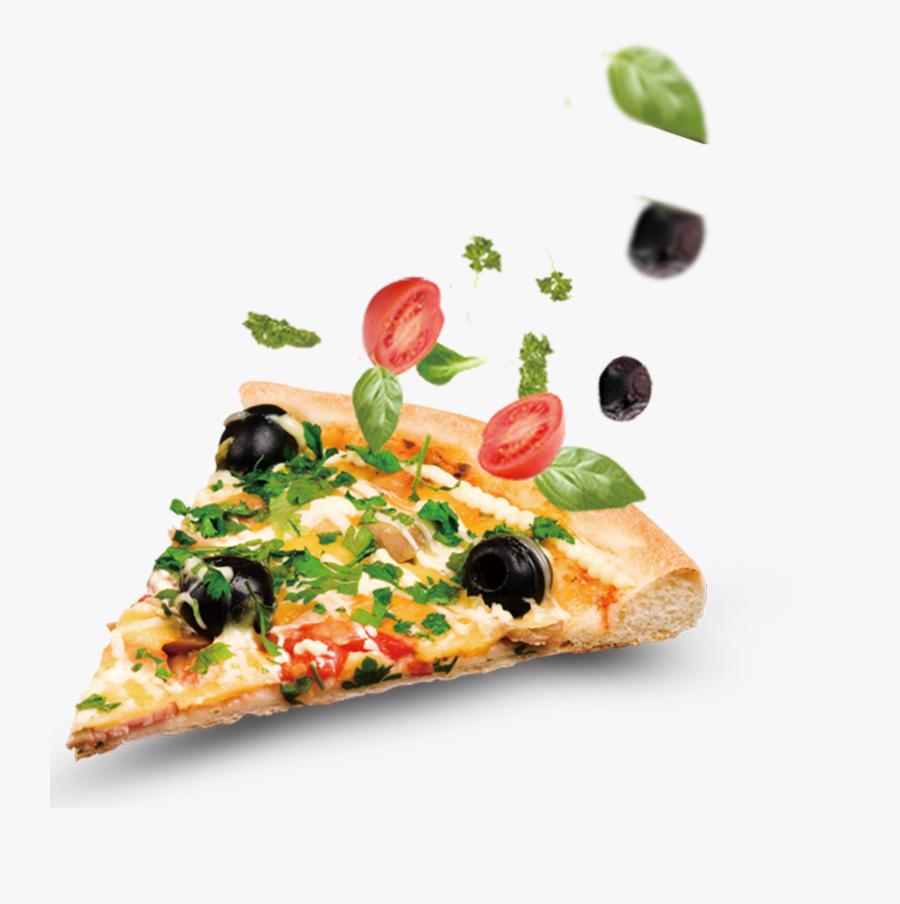 New York Style Pizza Fast Food Italian Cuisine Take - Пицца Пнг, Transparent Clipart