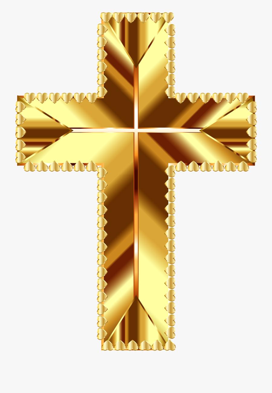 Transparent Colorful Crosses Clipart - Holy Cross Png, Transparent Clipart