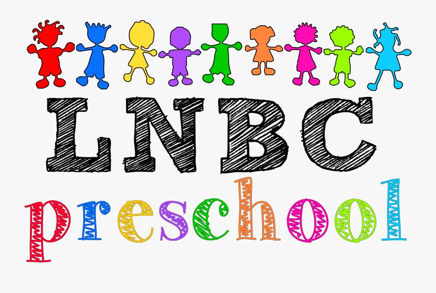 Preschool Fonts Clipart, Transparent Clipart
