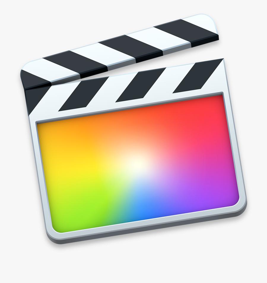 Final Cut Pro X - Final Cut Pro Symbol, Transparent Clipart