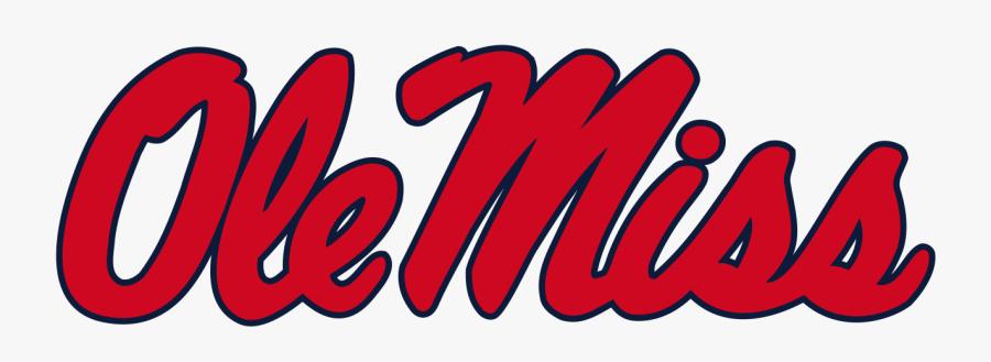 Ole Miss Athletics Logo, Transparent Clipart