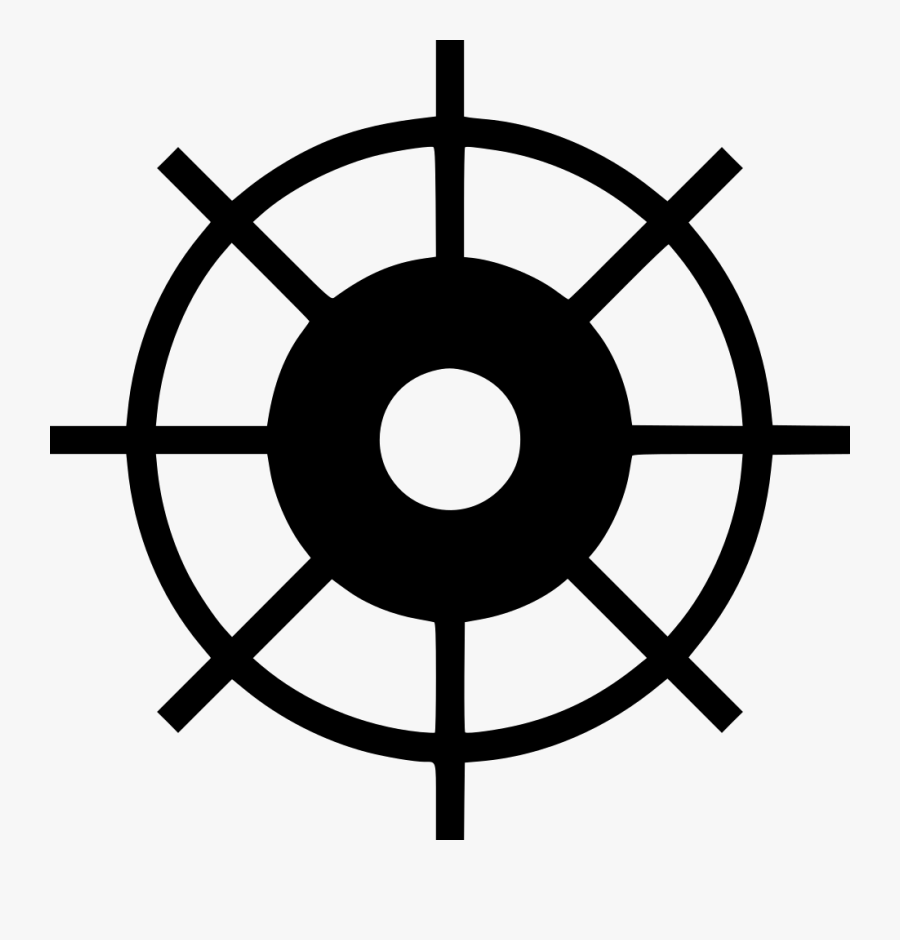 Cute Anchor Png - Gold Ship Wheel Clipart Transparent Png (#5708629) -  PikPng