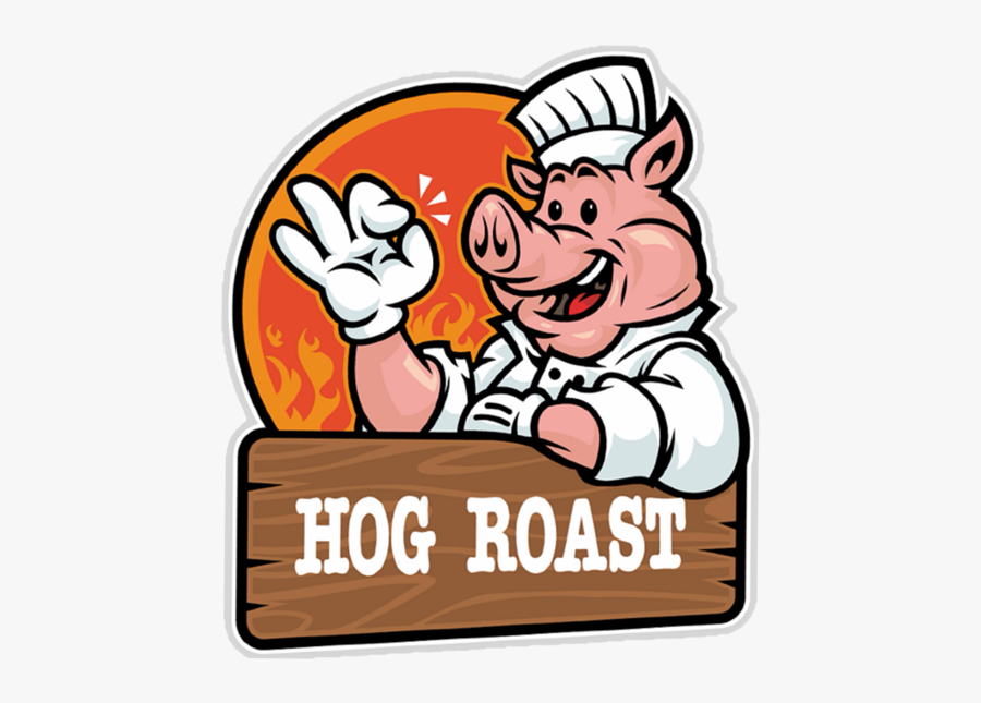 Clip Art Image Royalty Free - Pig Chef, Transparent Clipart
