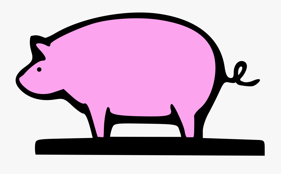Pig Clip Art Free, Transparent Clipart