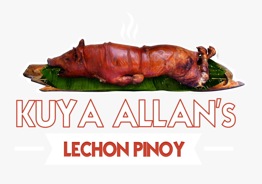 Kuya Allan Kuya Allan - Pig Roast, Transparent Clipart