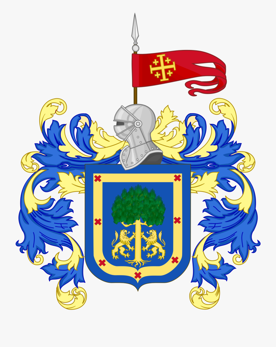 Guadalajara Coat Of Arms, Transparent Clipart