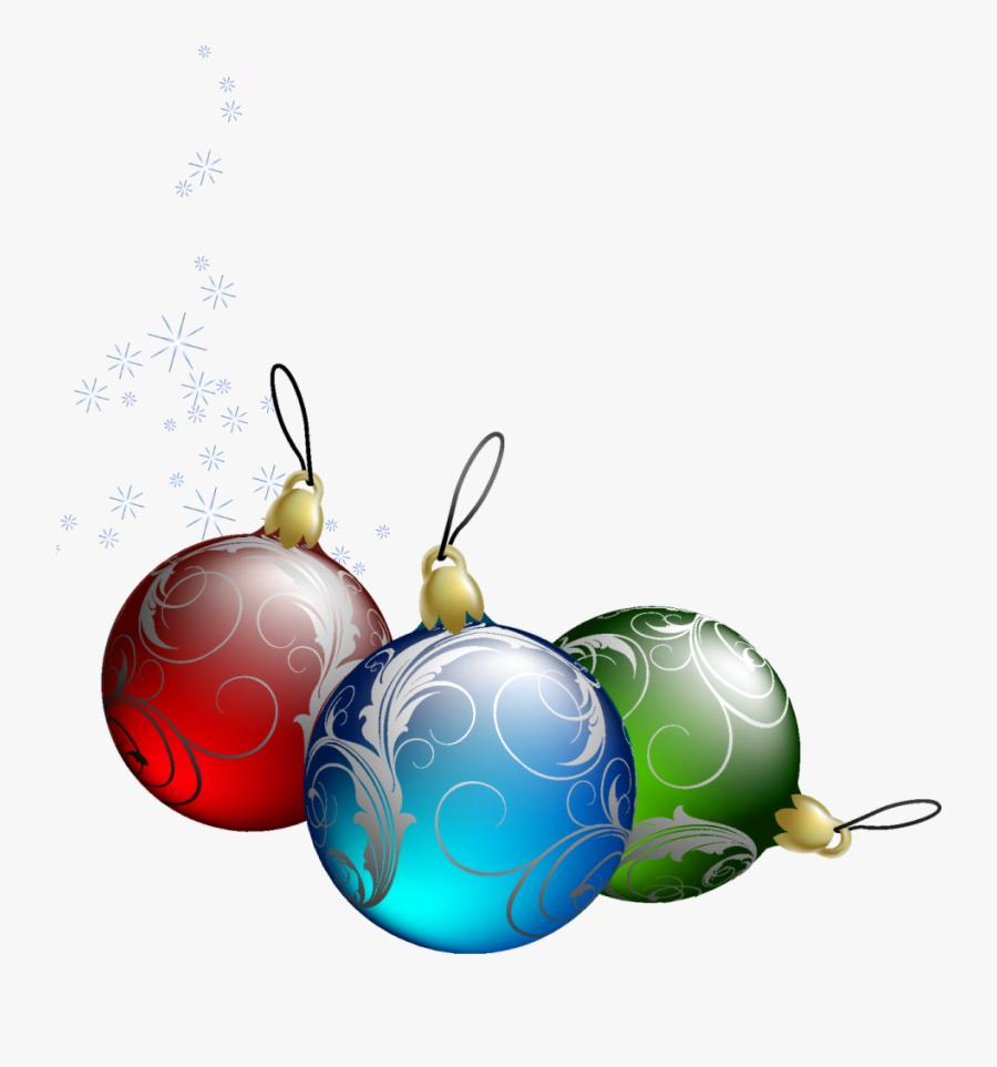 Christmas Ornaments - Christmas Ornament Art, Transparent Clipart