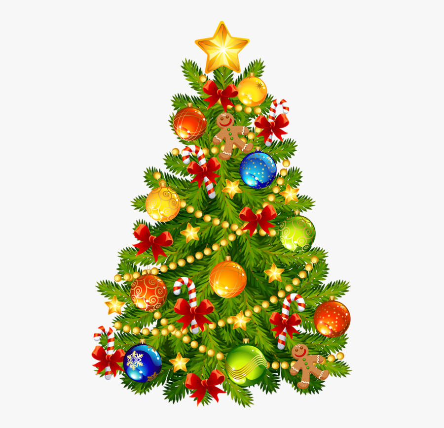 Clip Art Pin By Christine S - Christmas Tree Clipart Hd, Transparent Clipart