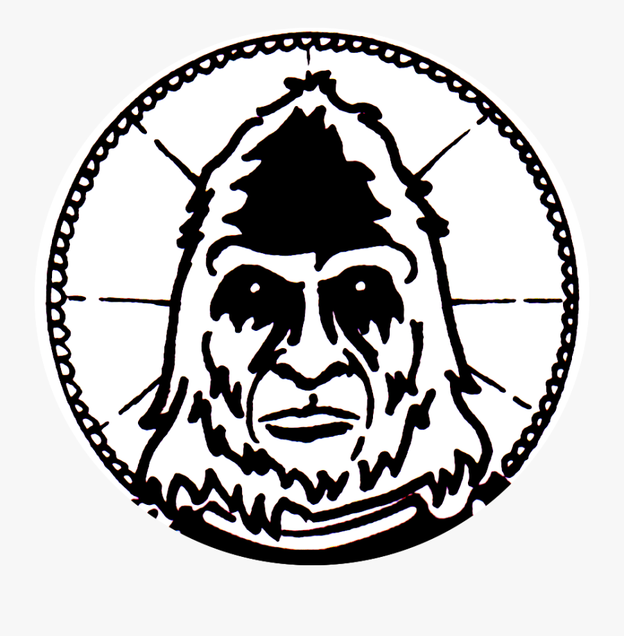 Easy Step By Step Bigfoot Drawing, Transparent Clipart