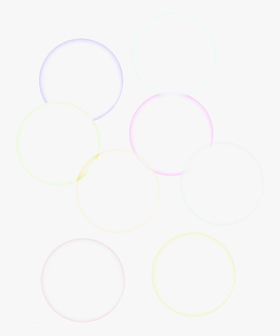 Soap Bubbles Png Picture - Circle, Transparent Clipart